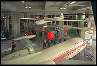 Airplanes.  Deutsches Museum.