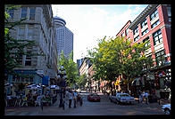 Gastown.  Vancouver, British Columbia