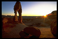 Delicate Arch, Arches National Park (Utah)