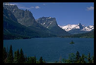 St. Mary's Lake, Glacier National Park (Montana)